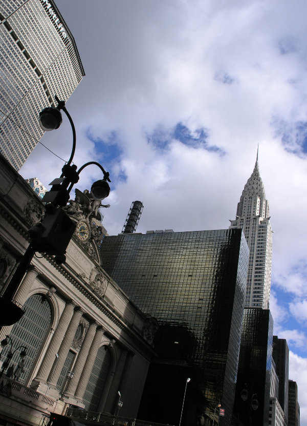 Chrysler Building Stock Photos