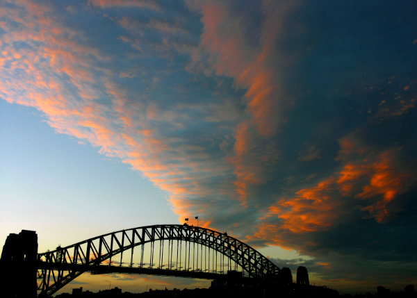 Harbour Bridge Sydney Stock Photos